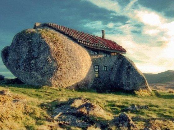 Taş ev; Guimaraes, Portekiz