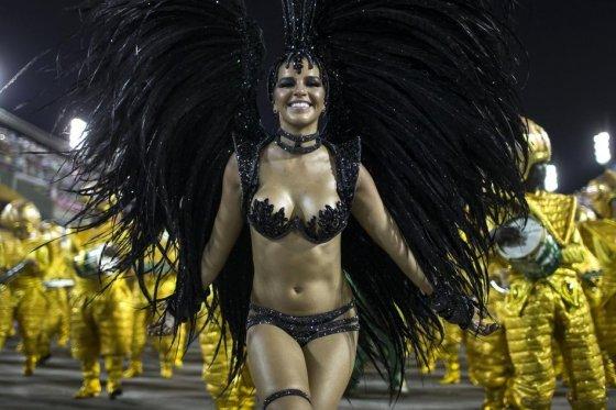 Uplifers rio karnavalı