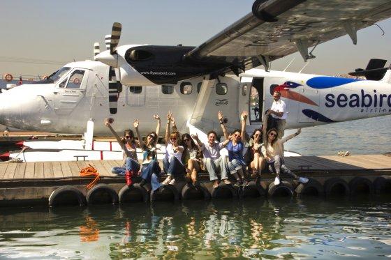 Uplifers Ekibi - Seabird Havayolları Uçuşu