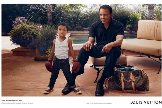 Louis Vuitton'un  Muhammed Aliye yaptığı Film