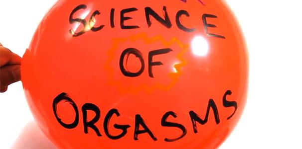 """Bilimsel Olarak """"Orgazm"""""""