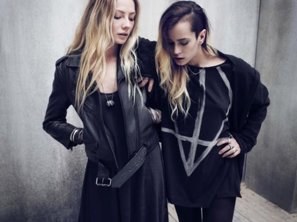 Sonbaharda Giyilecek Gri-Siyah Kıyafetler