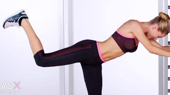 Victoria's Secret ile Egzersiz Serisi 4.Bölüm