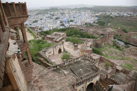Kale'den bir başkadır Jodhpur