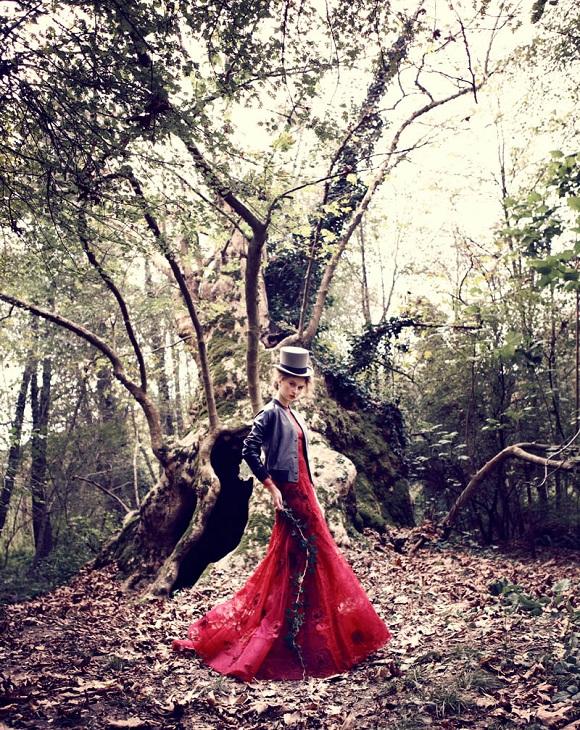 Orman Perileri Filminin Çekimleri
