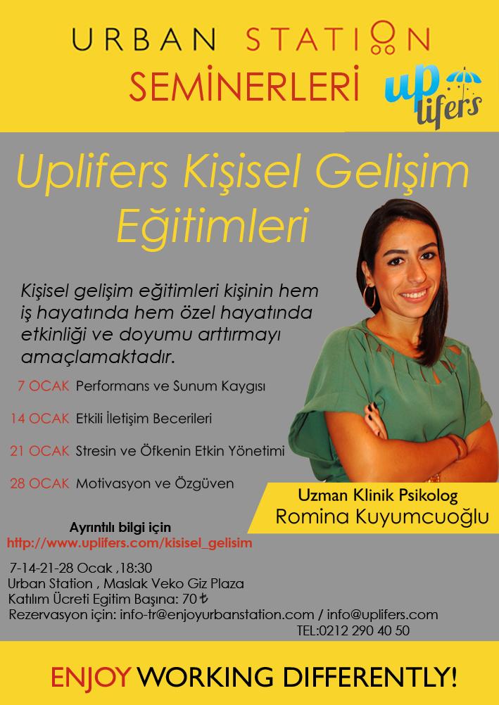 Uplifers seminerleri