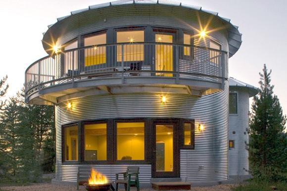 Sıradışı Ev Tasarımları