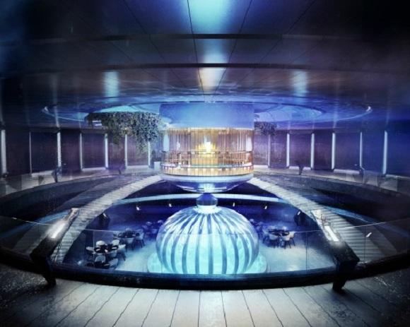 Zenginlere Özel : Dubai Sualtı Oteli