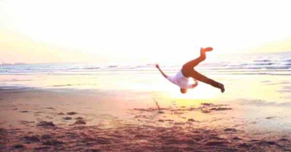 Break Dance Ve Yoga Birleşirse Ne Olur?