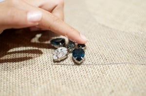 pvc rhinestone necklace 7