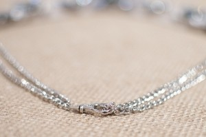 pvc rhinestone necklace 9