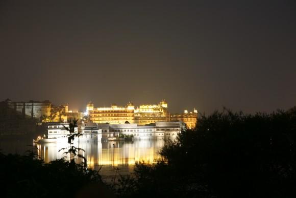 Geceleri bir başkadır Udaipur