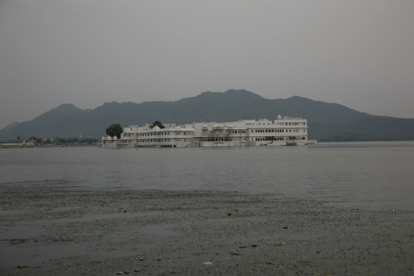 Taj Lake Palace Gündüz