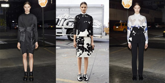 Givenchy Pre-Fall 2013 Koleksiyonu