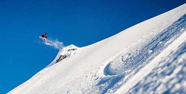 Etkileyici snowboard videoları Serisi