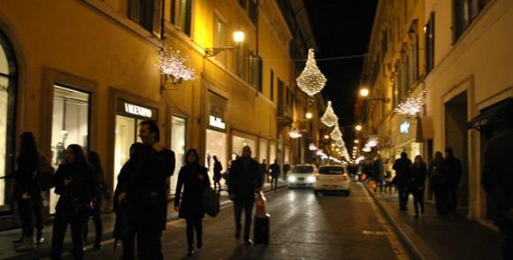 Roma Günlükleri: Akşam sefası