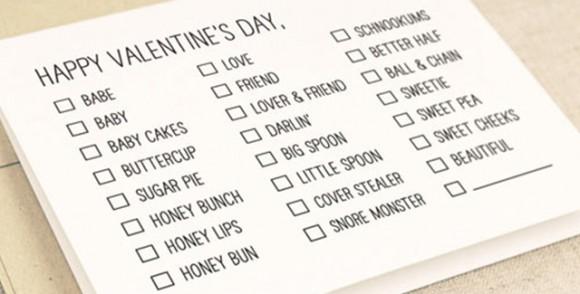 Sevgililer Gününe Özel Aşk Kartları