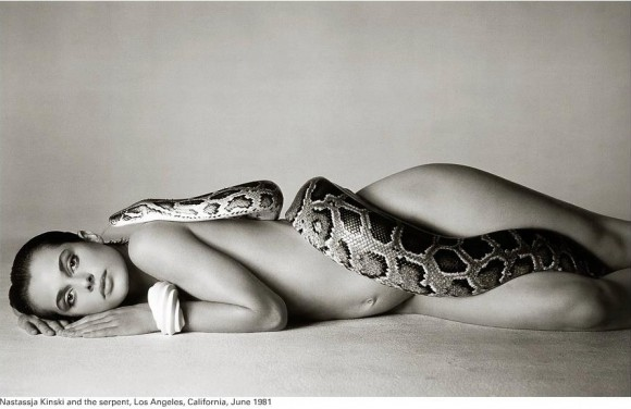 """Nastassja and the serpent"" Fotoğraf Hikayesi"