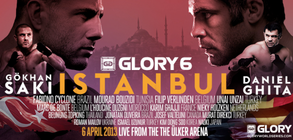 Glory World Series İstanbul'da