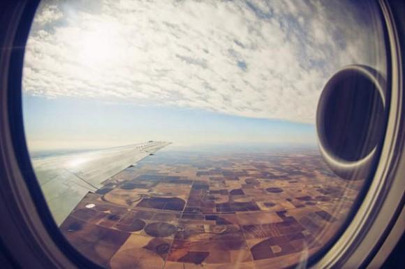 Pazar Keşifleri / Uçak penceresinden manzaralar