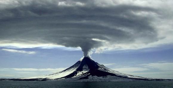 Pazar Keşifleri / Yanardağ patlamaları