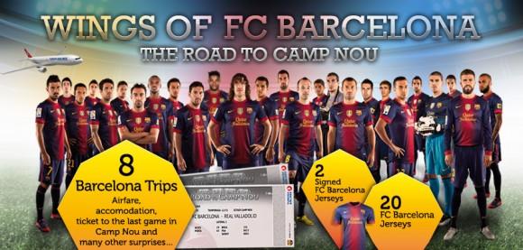 Hazırlanın, Barselona'ya gidiyoruz!