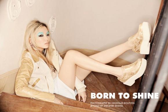 Bayanlara Özel :  Parlak yaz -  Born to Shine