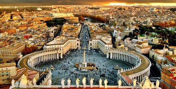 Fotoğraflarla ve Tarihi Dokusuyla İtalya!