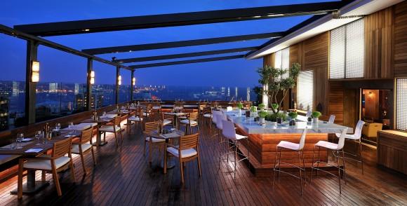 Hilton ParkSA Cloud 7 Terrace Hotelleri Keşfi