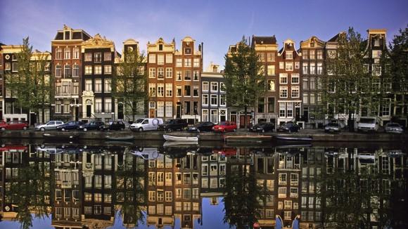 Hollanda'dan En Güzel Manzara Fotoğrafları