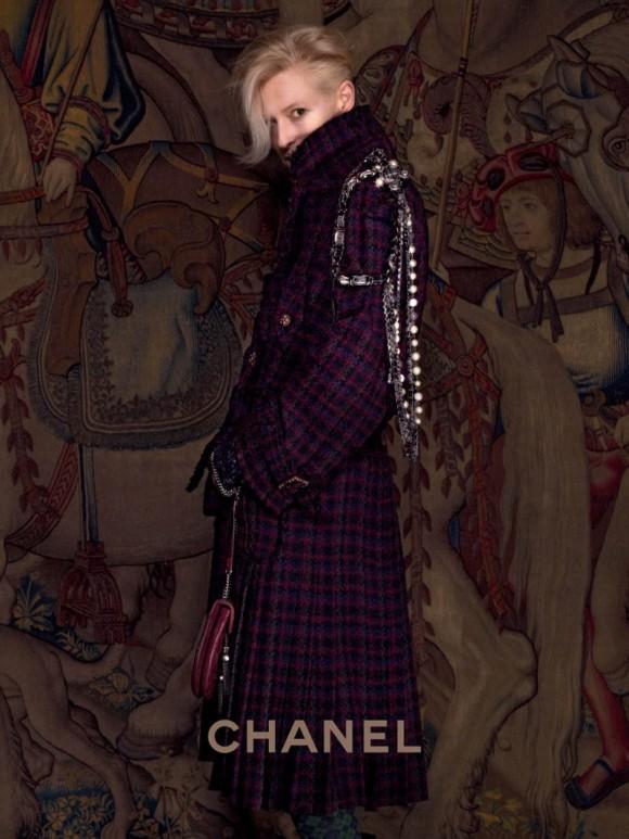 Tilda Swinton Chanel ile buluştu!