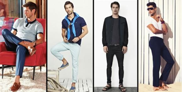 Erkek Yaz Modası Ayakkabı Önerileri
