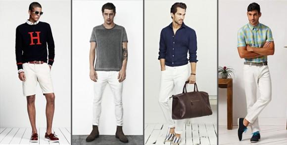 Erkek Modasında Beyazın Önemi