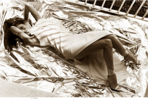 İddialı geri dönüş: Cindy Crawford