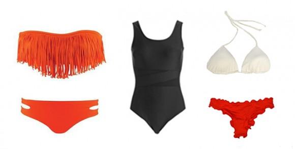 Vücut Tipine Göre Bikini Seçimi