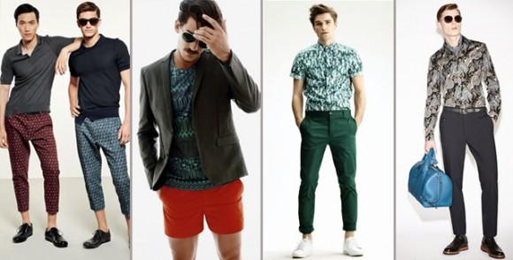 Erkek modasında etnik detayların büyüsü