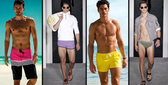 Erkeklere Özel Plaj Modası