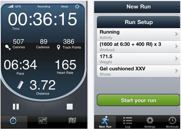 Android ve IOS İçin Koşu Uygulamaları