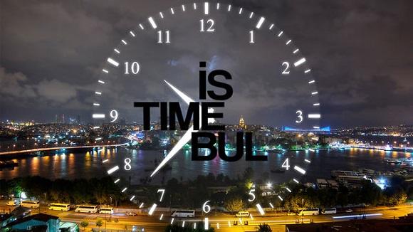 Time-lapse video tekniği ile İstanbul