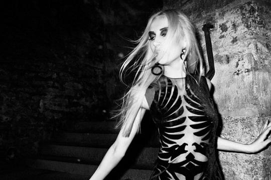 2013 Sonbahar Gece Moda Çekimleri