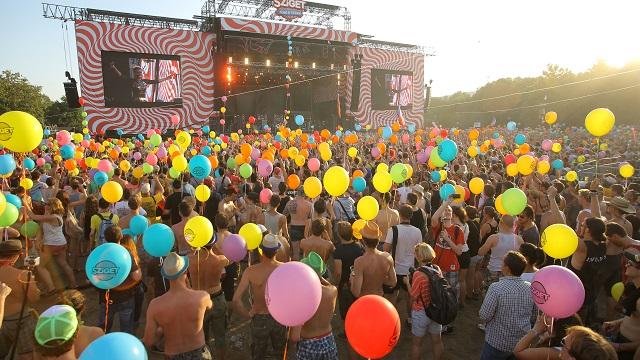 Avrupa'nın en büyük açık hava festivali