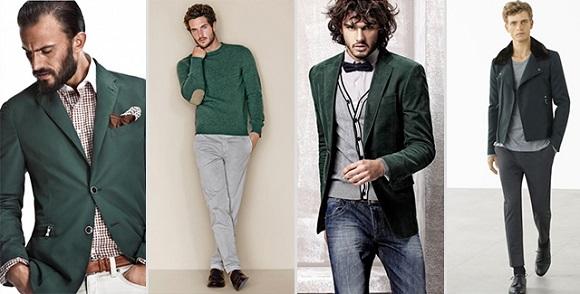 Sonbahar Giyilecek Renk Önerisi  Zümrüt Yeşil