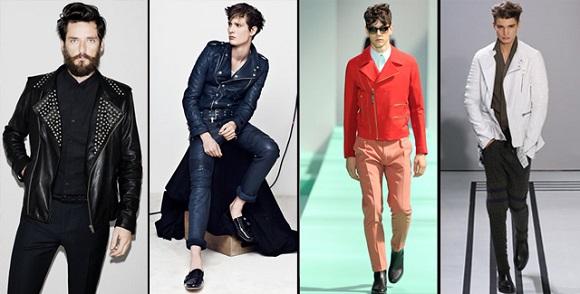Erkeklere Sonbaharlık Ceket Önerileri
