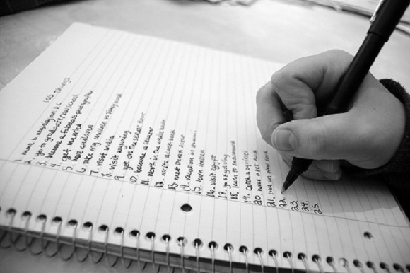 Ölmeden Önce Yapılacaklar Listesi Hazırlamak
