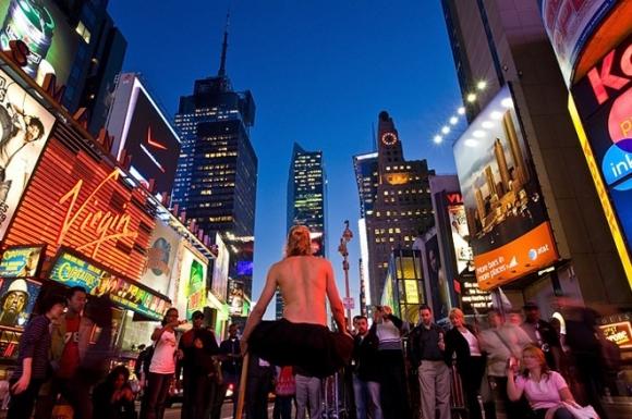 Renkli Işıklarıyla New York!