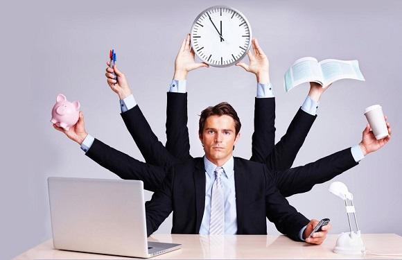 zaman yönetimi ile ilgili görsel sonucu