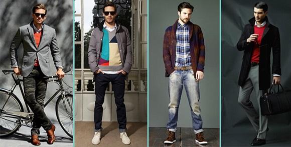 Erkek modasının sonbahar / kış serüveni - I