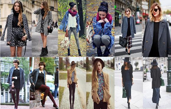 2013 sonbahar / kış sokak modası