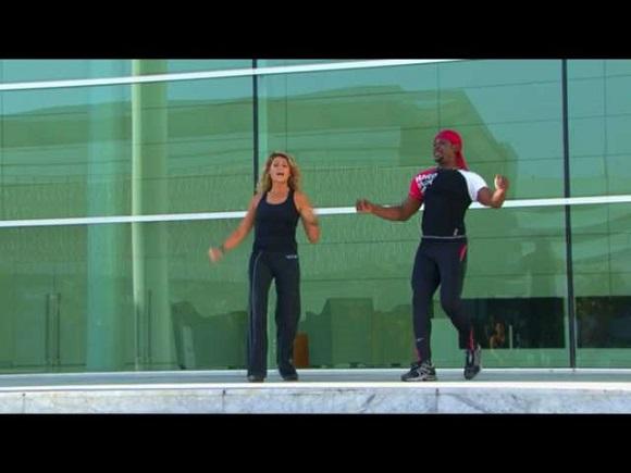 latino aerobics 1
