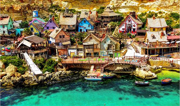 Görsel şölen / Dünyanın en muhteşem köyleri